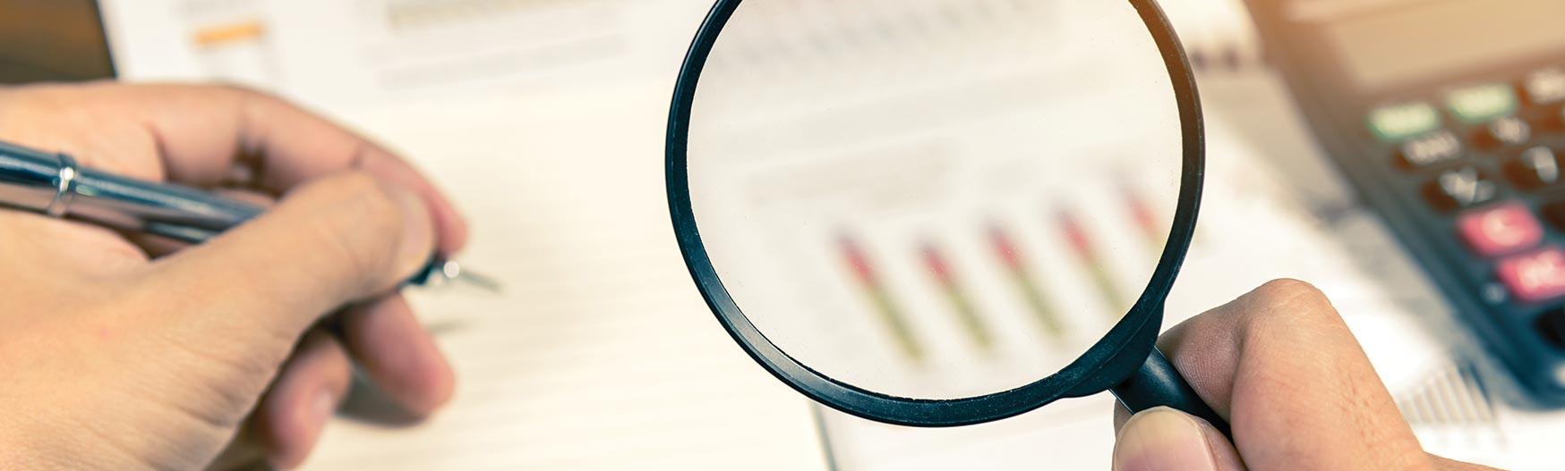 Audit analyse & évaluation